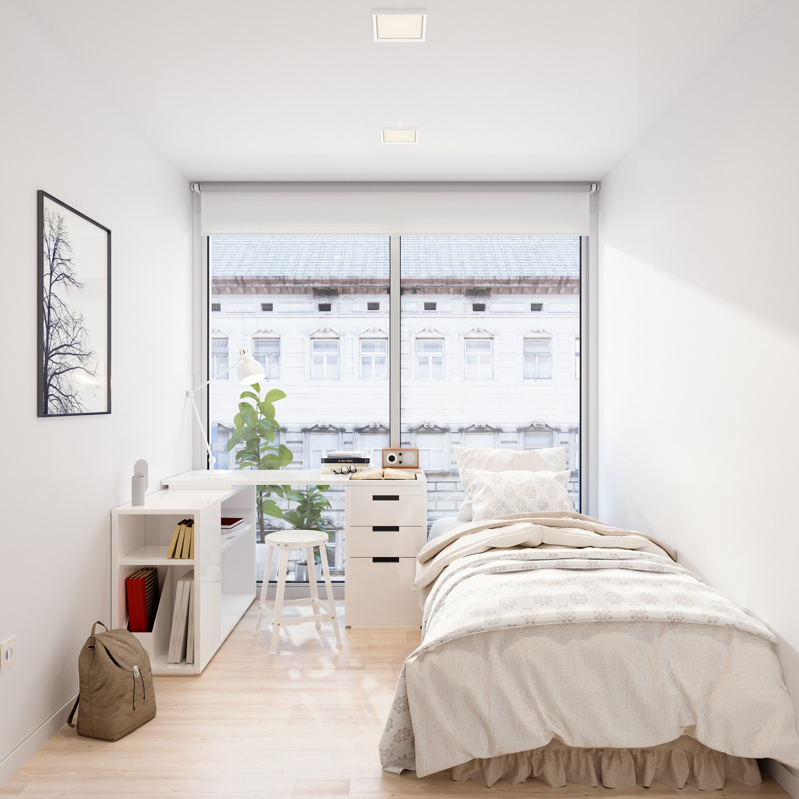 17 WR10 Dormitorio 2 Tip B